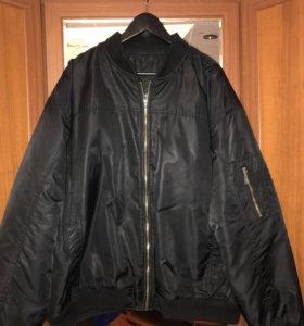 Мужская куртка бомбер фирма Miele- 56-58 р.(весна)