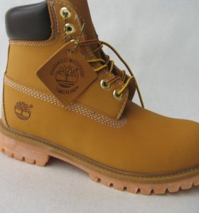 Ботинки Timberland Демисезонные Нубук Пес.Пол.43