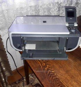 Продам принтер canon more 510