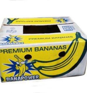 банановая коробкп