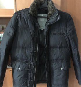Куртка зимняя, пух перо, размер S - 38-40/158