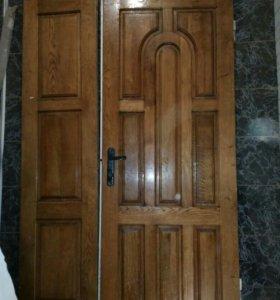 Входная дверь!