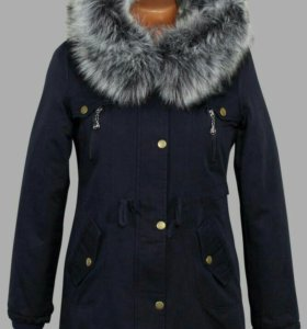 Две куртки зимние по цене одной
