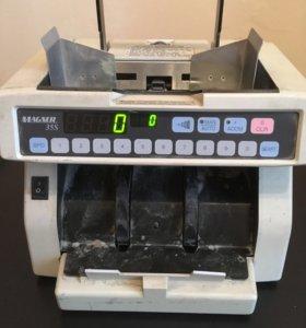 Счетная машинка в рабочем состоянии