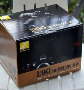 Набор для Nikon D90 и аналогичных фотокамер