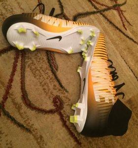 Бутсы Nike, футбол , обувь для футбола