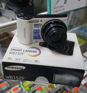 Цифровой фотоаппарат Samsung WB152F