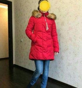 Новое пальто зимнее / куртка / пуховик