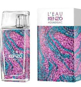 Kenzo L'Eau Aquadisiac Pour Femme 100мл.