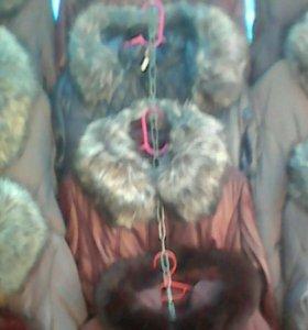 Куртки пуховики мужские и женские