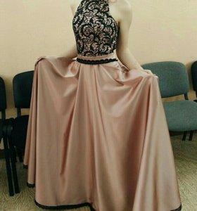 Платье на выпускницу
