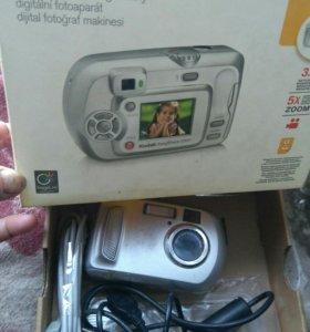 Цифровая фотокамера kodak c300