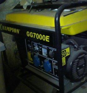 Электрогенератор бензин.с автозапуском