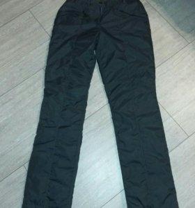 Теплые штаны новые
