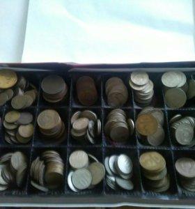 Продам старинные монеты ссср