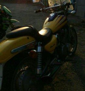 Мотоцикл Kawasaki Eliminator