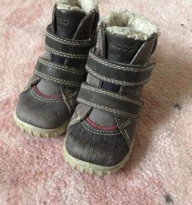 Ботинки Ecco 22