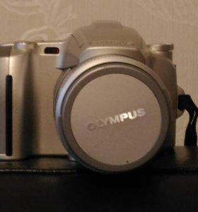 Зеркальный пленочный Olympus IS - 5000.