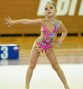 Купальник для выступления художественная гимнаст
