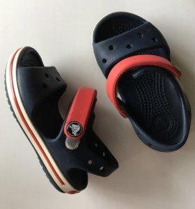 Crocs 19 размер