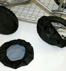 Чехлы для колес на косяске