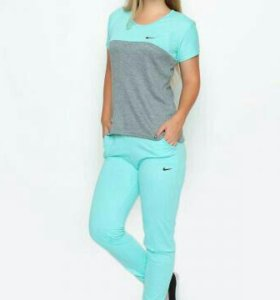Спортивный костюм (футболка +брюки)