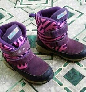 Зимние сапоги, ботинки.