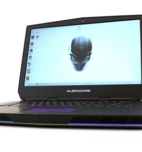 1 Игровой ноутбук AlienWare