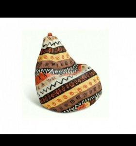 Кресло мешок Африка Xl новое