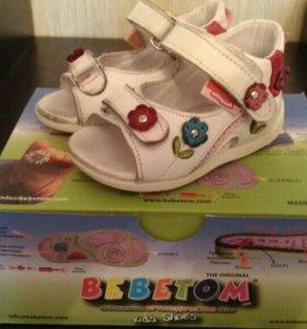 Ортопедические сандалии сандали Bebetom 18 размер