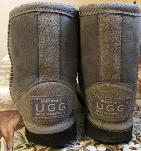 Валенки UGG натуральные, оригинал