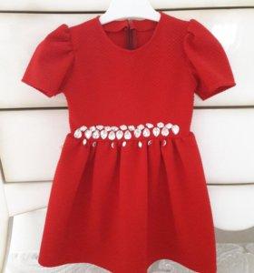 Платье на 1.5-2года