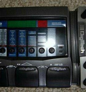 Гитарный процессор Digitech rp350