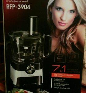 Комбайн кухонный REDMOND RFP-3904 новый.