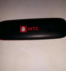 мтс  3G модем