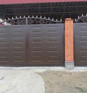 Ворота и калитки под заказ
