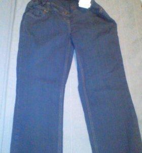 Новые джинсы для беременных 50-52