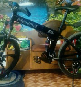 Велосипед складной ifreedom