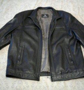 Кожаная куртка,90-е