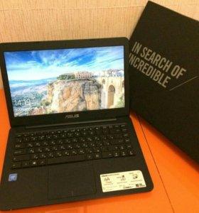 Стильный ноутбук Asus E402S В Идеальном Состоянии