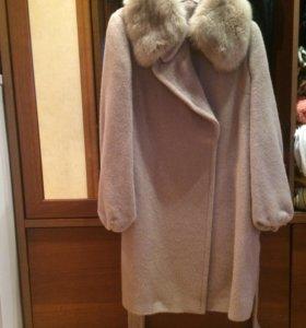 Пальто кашемировое 100%