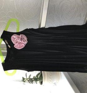 Платье -плиссе Н&М