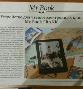 Электронная книга Mr.Book Frank