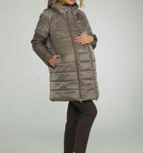 Пальто зимнее для беременных Encharm
