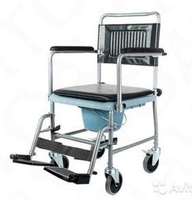 Продам кресло-коляску с санитарным устройством