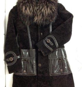 Пальто зима 42р