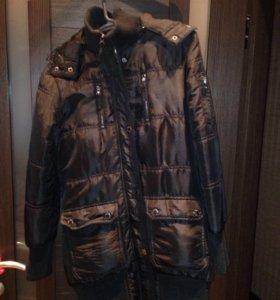 Куртка 44р зима-демисезон