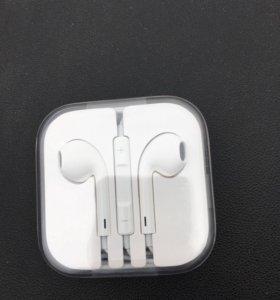 Новые Apple EarPods оригинальные