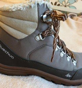 Ботинки зима весна 35-36размер 22,5 см