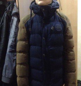 Новая куртка парка